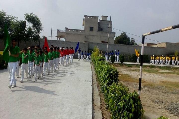 Good Shepherd Public School-School Activity