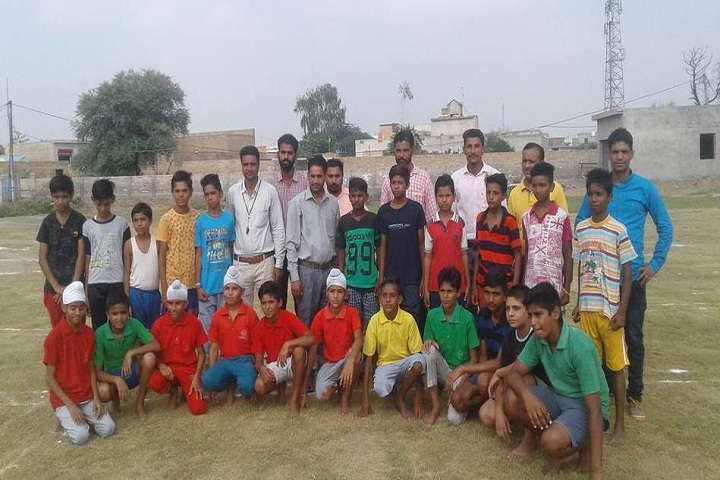 Good Shepherd Public School-Sports Meet