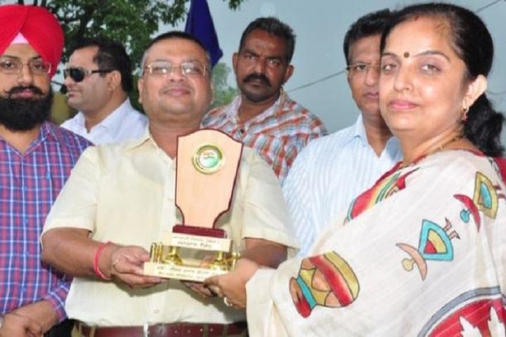 Government Adarsh Senior Secondary School-Award Ceremony