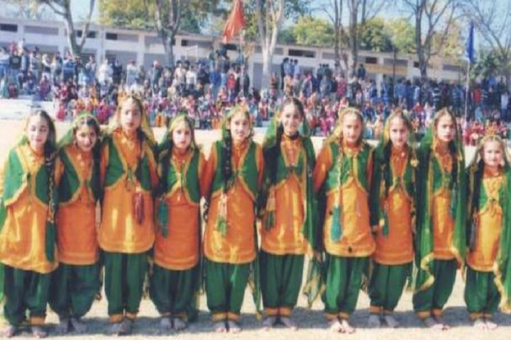Government Adarsh Senior Secondary School-Event