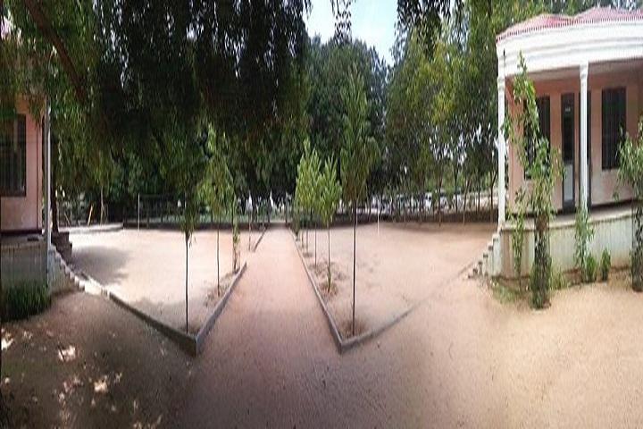 Amararaja Vidyalayam-Campus View