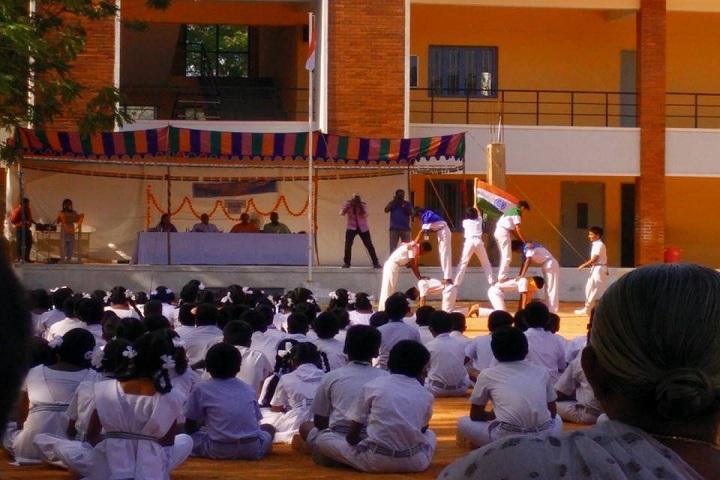 Amararaja Vidyalayam-Independence Day