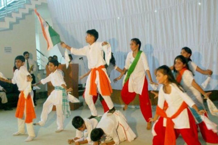 Holy Mary International School-Dance