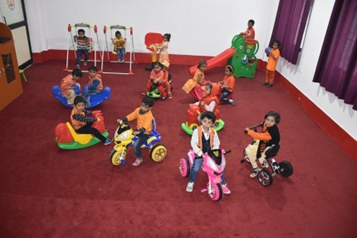 Holy Mary International School-Kids Room