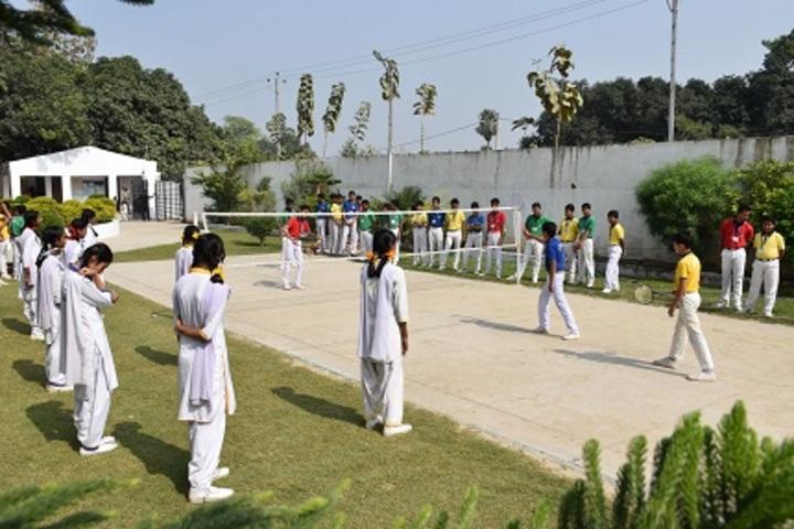 Holy Mary International School-Sports