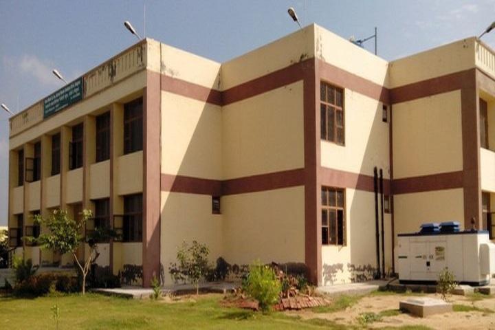 Government Model School-School Building