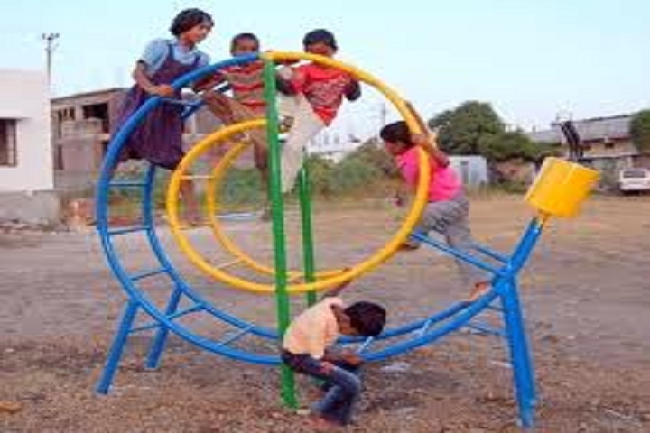 Government Model School-Kids Play Area