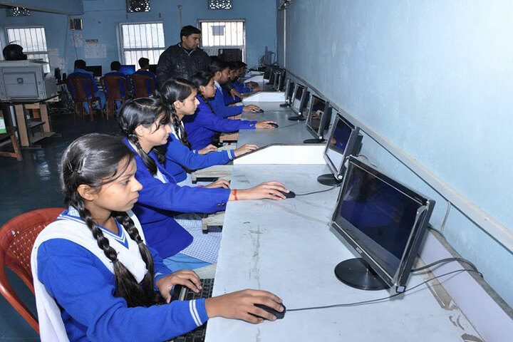 Holy Mission High School-Computer Lab