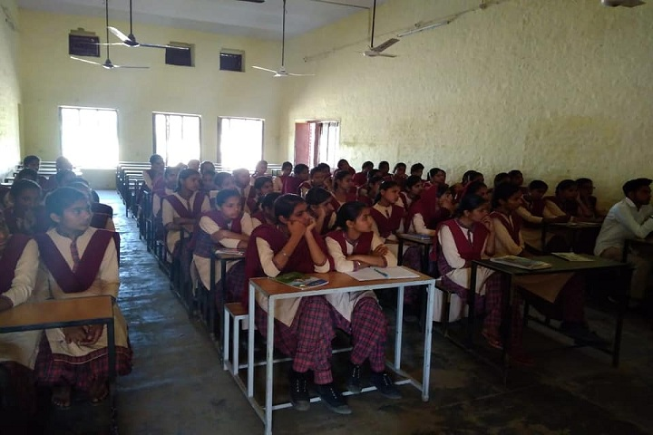 Government Model School-Classroom