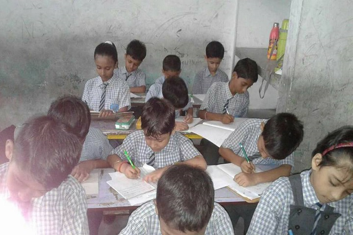 Holy Mission School-Class Room