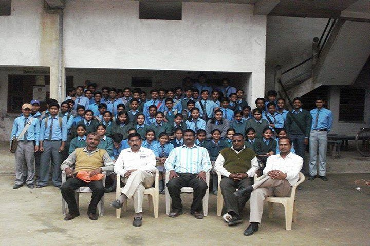 Holy Mission School-Group Photo