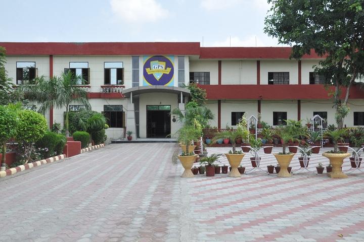 Grace Public School-Building