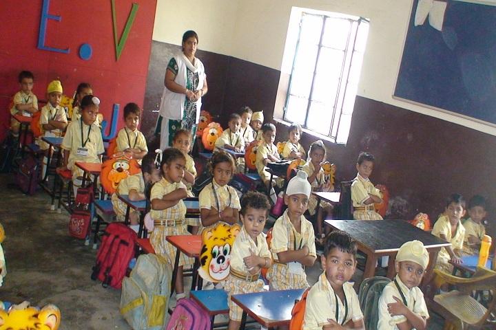 Grace Public School-Classroom