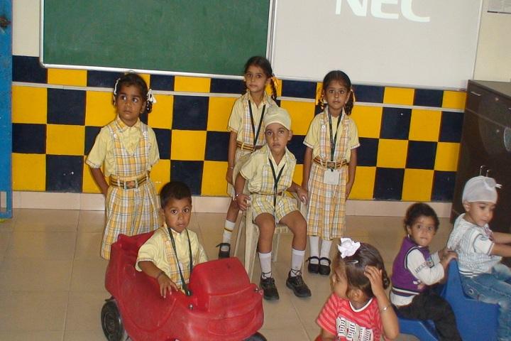 Grace Public School-Kids Games