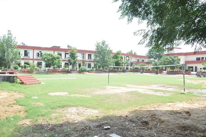 Grace Public School-Playground