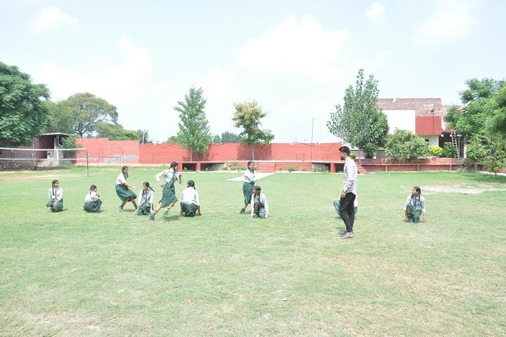Grace Public School-Sports