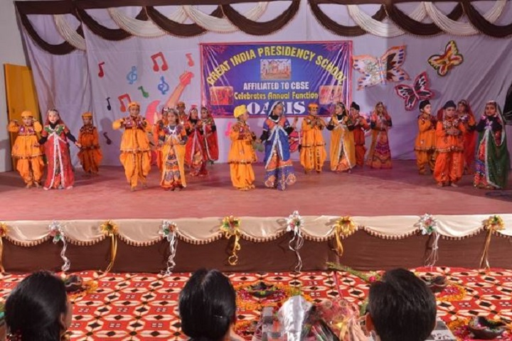 Great India Presidency School-Annual Day