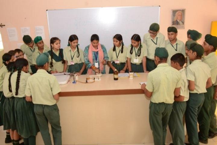 Great India Presidency School-Chemistry-Lab