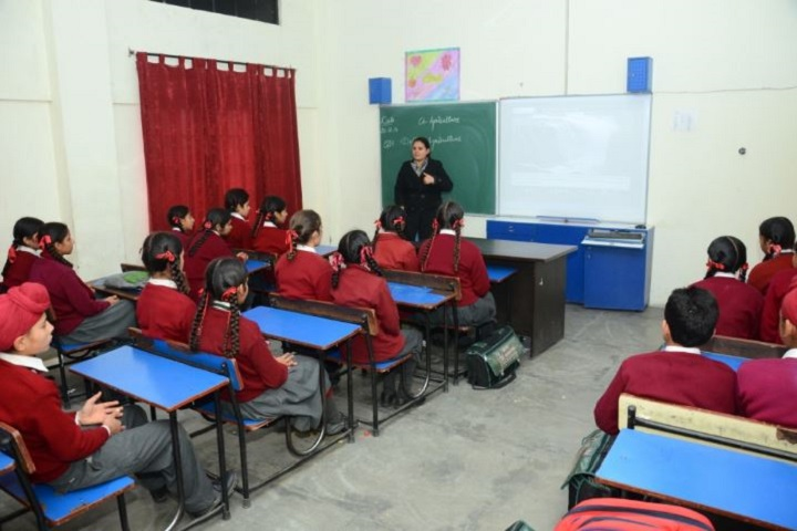 Great India Presidency School-Class