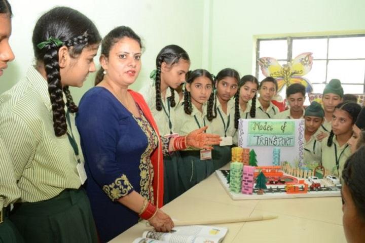 Great India Presidency School-Exhibition