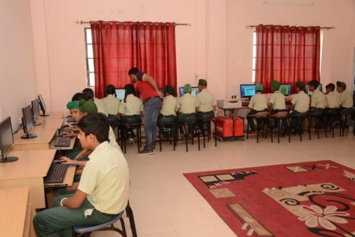 Great India Presidency School-IT-Lab