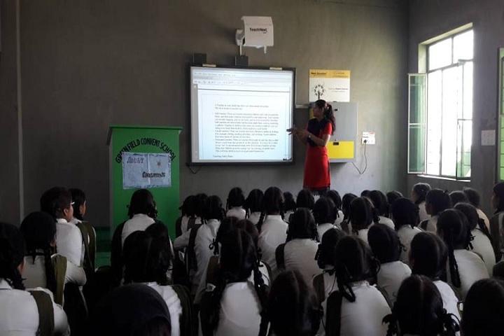 Green Field Convent School-AV Class