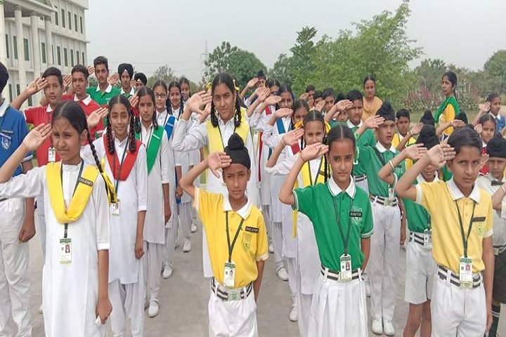 Green Field Convent School-Assembly
