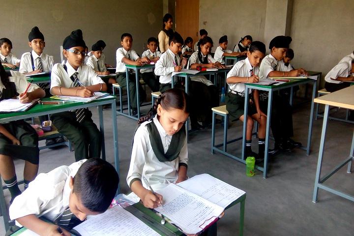 Green Field Convent School-Classroom