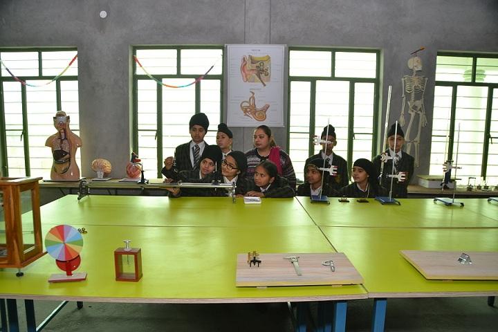 Green Field Convent School-Lab