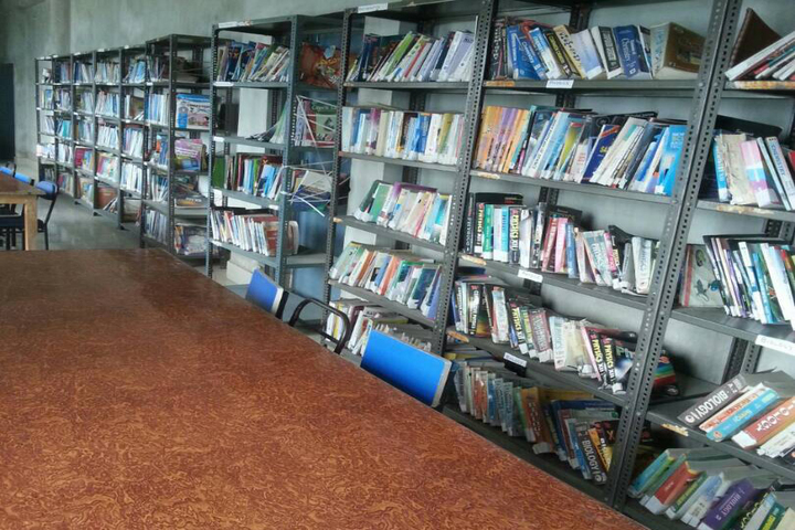 Holy Mission Secondary School-Library