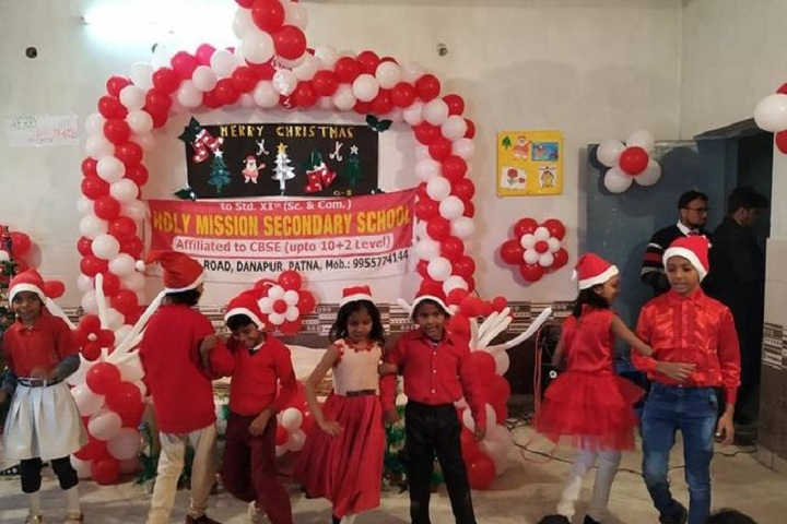 Holy Mission Secondary School-Christmas Celebrations