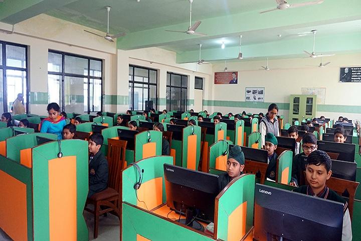 Green Land Convent School-Language Lab