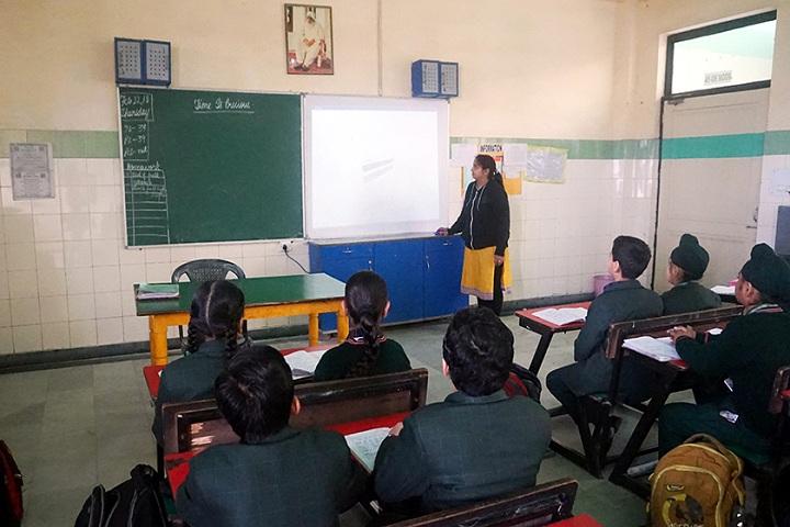 Green Land Convent School-Smart Class