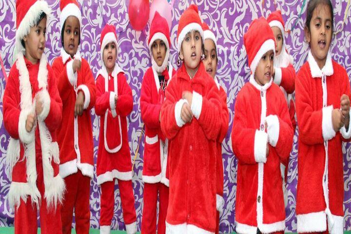 Green Land Day Boarding Public School-Christmas Celebration