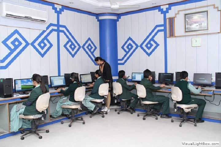 Green Land Senior Secondary Public School-Computer Lab