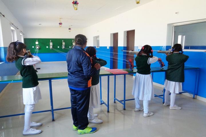 Green Valley Public School-Sports Academy