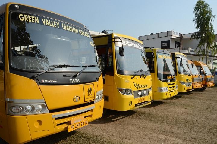 Green Valley Public School-Transport