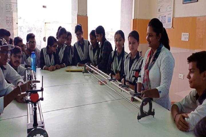 Green Land Convent School-Chemistry lab