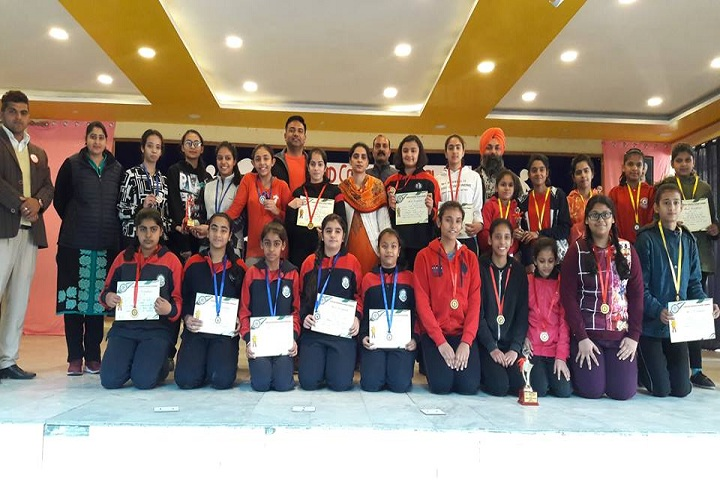 Green Land Convent School-Sports Day