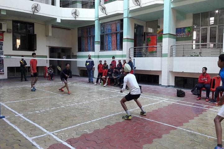 Green Land Convent School-Sports