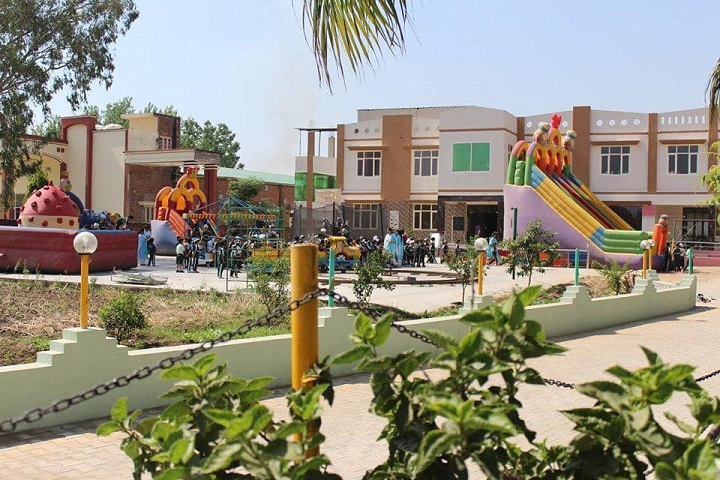 Green Land Public School-Campus