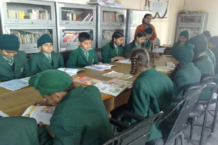 Greenways School-Library