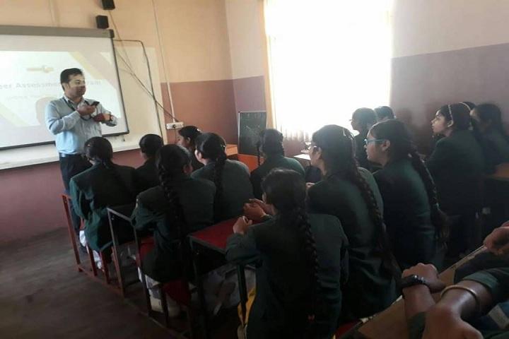 Greenways School-Classroom