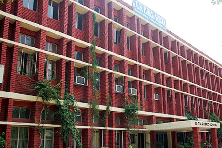 Gujrawala Guru Nanak Public School-Campus