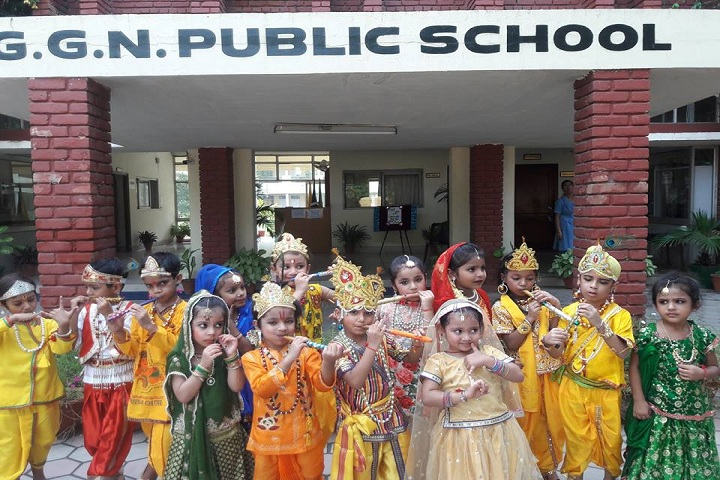 Gujrawala Guru Nanak Public School-Celebrations