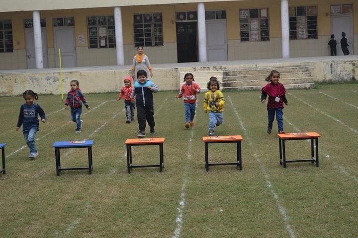 Gujrawala Guru Nanak Public School-Games
