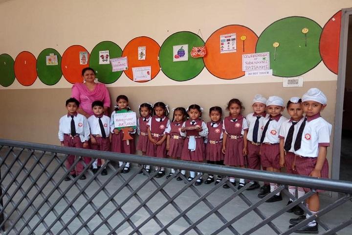Gurdaspur Public School-Activity