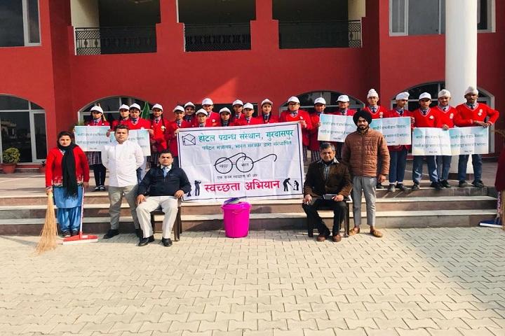 Gurdaspur Public School-Swatch Bharath event