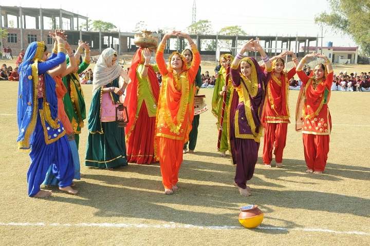 Gurpreet Holy Heart Senior Secondary Public School-Celebratrion