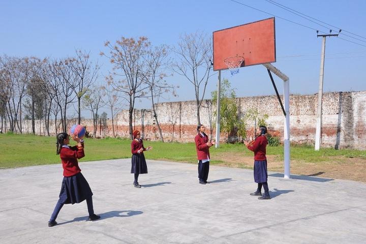 Gurpreet Holy Heart Senior Secondary Public School-Sports